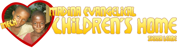Logo Madina Evangelical Children's Home